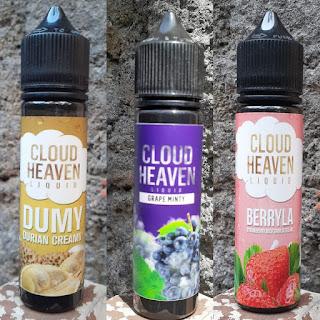 Cloud Heaven Liquid Vape