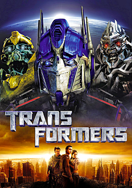 Transformers 2007 Dual Audio Hindi Dubbed 720p / 1080p BluRay