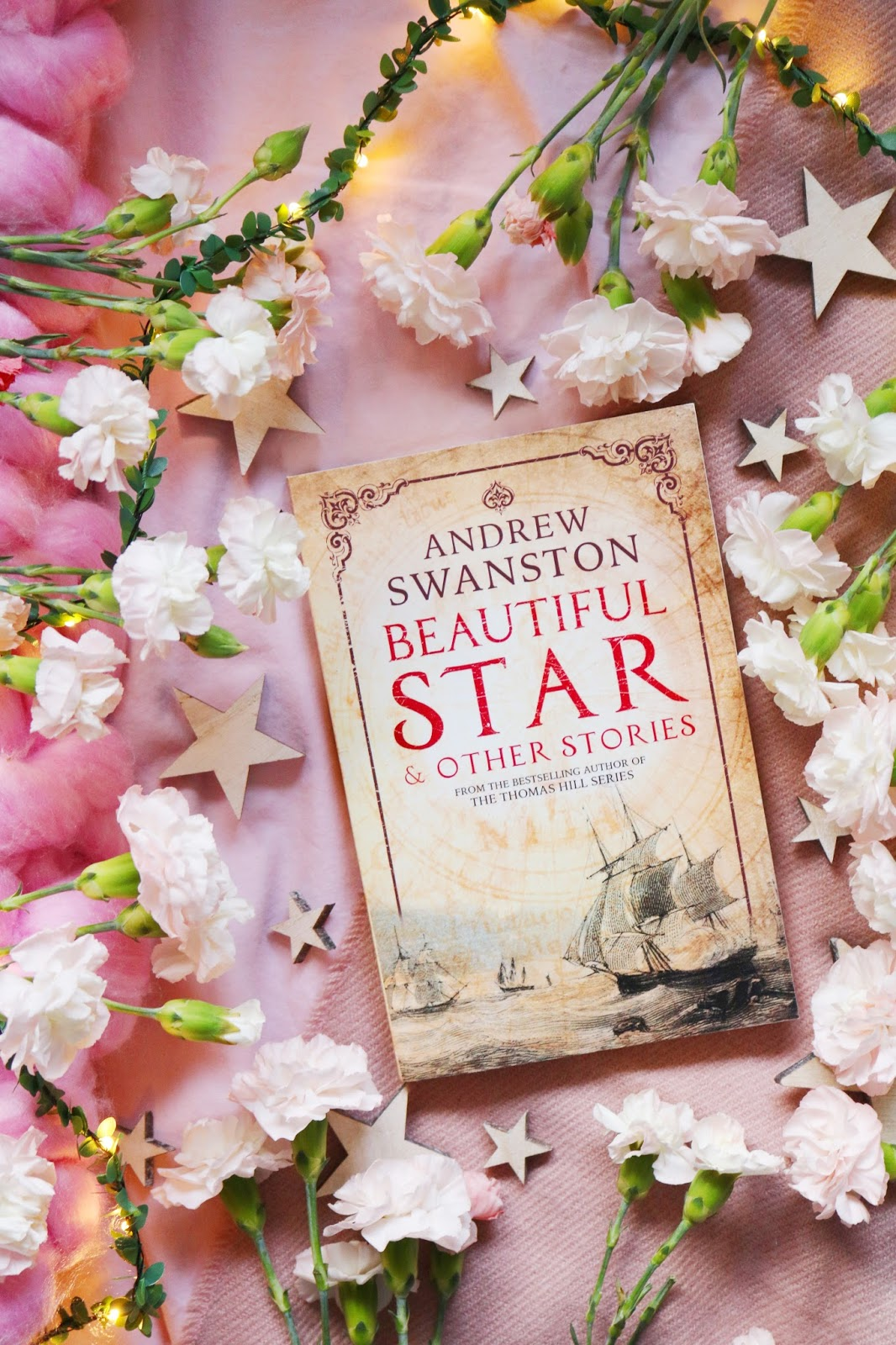 Blog Tour + Q+A: Beautiful Star by Andrew Swanston