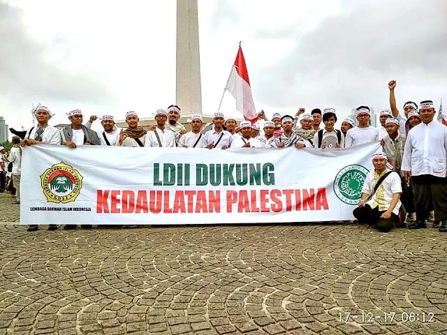 LDII dukung Palestina