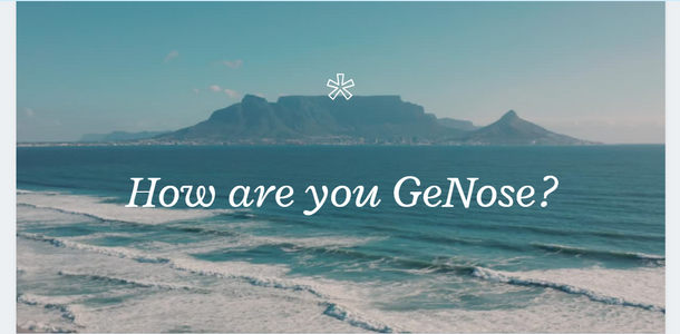 How are you GeNose?