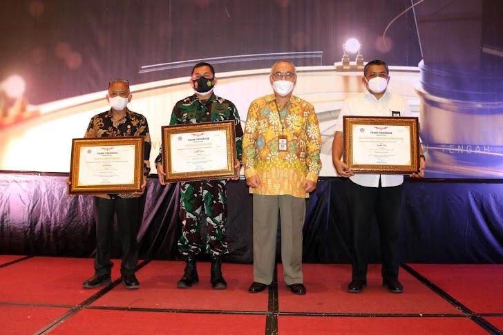 Lanud Sjamsudin Noor Raih BMN Awards di Wilayah Provinsi Kalimantan Selatan