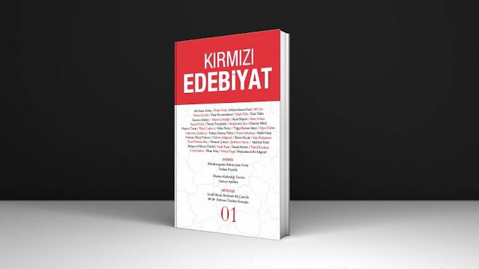 Kırmızı Edebiyat Yayın Hayatına Başladı