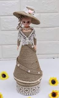 muñecas-cordón-yute
