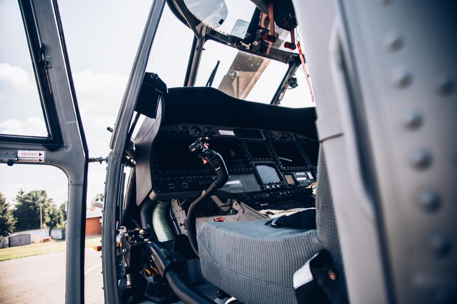 МВС отримало десятий гелікоптер Super Puma