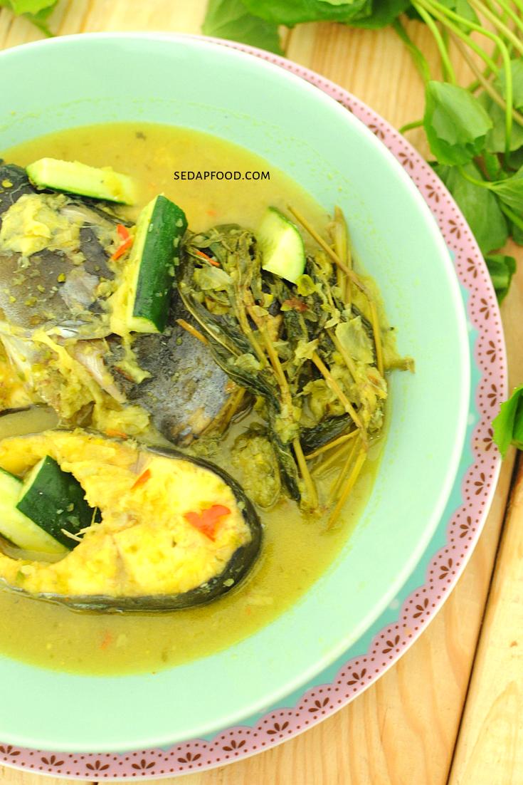 resepi ikan patin tempoyak