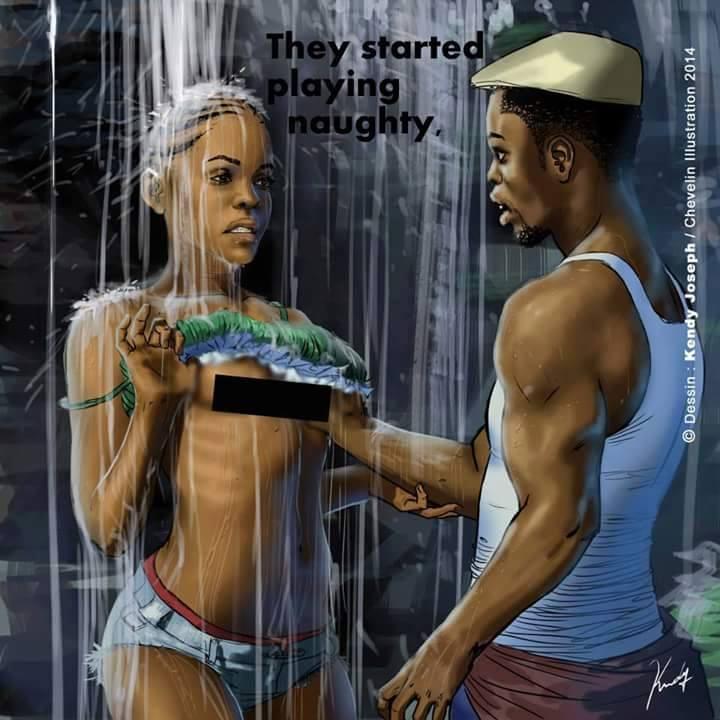 Nigerian Sexy Stories 119