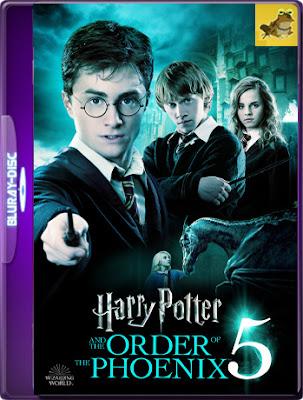 Harry Potter y La Orden del Fénix (2007) [1080p – 60 FPS] Latino [GoogleDrive] [MasterAnime]