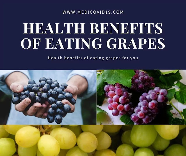 7 Healthy Benefits of Eating Grapes good For You