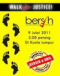 BERSIH, OPPOSITE OF KOTOR! CLEAN, NOT DIRTY!