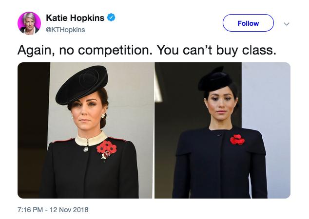 Zelo Street: Katie Hopkins Racist Royal Jibe BACKFIRES