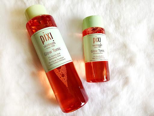 Pixi Glow Tonic được sử dụng như một loại toner, khá nhẹ nhàng phù hợp cho da nhạy cảm