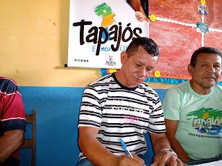 Bairro Urumanduba, em Santarém recebe ação pró estado do Tapajós