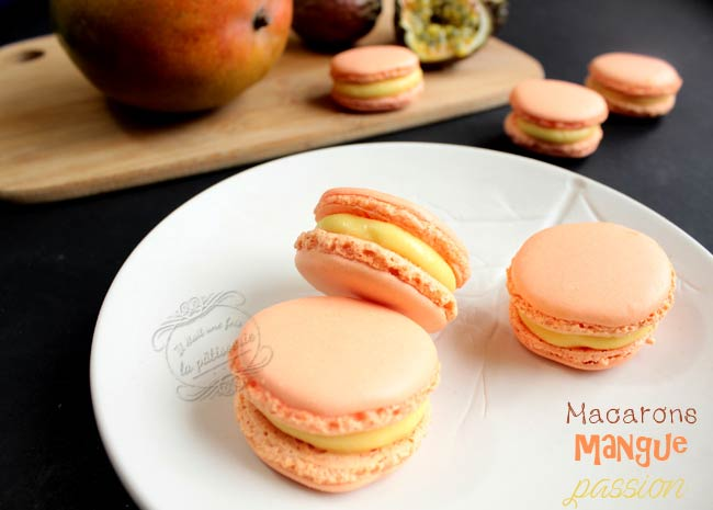 conserver macarons
