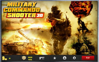Military Commando Shooter 3D Apk