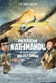 El monstruo de las nieves (The Adventures of Nelly & Simon) (2017)