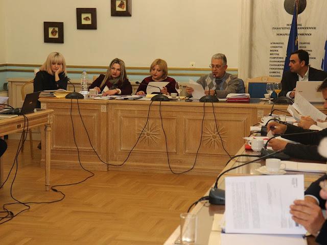 Με 39 θέματα συνεδριάζει η Οικονομική Επιτροπή της Περιφέρειας Πελοποννησου