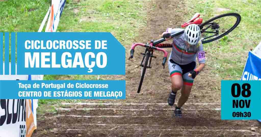 Melgaço acolhe no próximo domingo, dia 8 de novembro, a primeira prova da Taça de Portugal de Ciclocrosse.