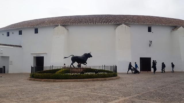 La Maestranza, Plaza de Toros, Ronda, Málaga, Andalucía, Elisa N, Blog de Viajes, Lifestyle, Travel