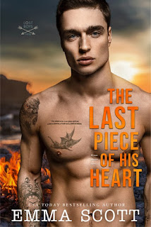 The Last Piece of His Heart book cover