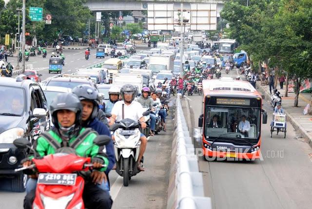 Polda Metro Jaya Rekomendasi Jalan Jatibaru Dibuka Kembali