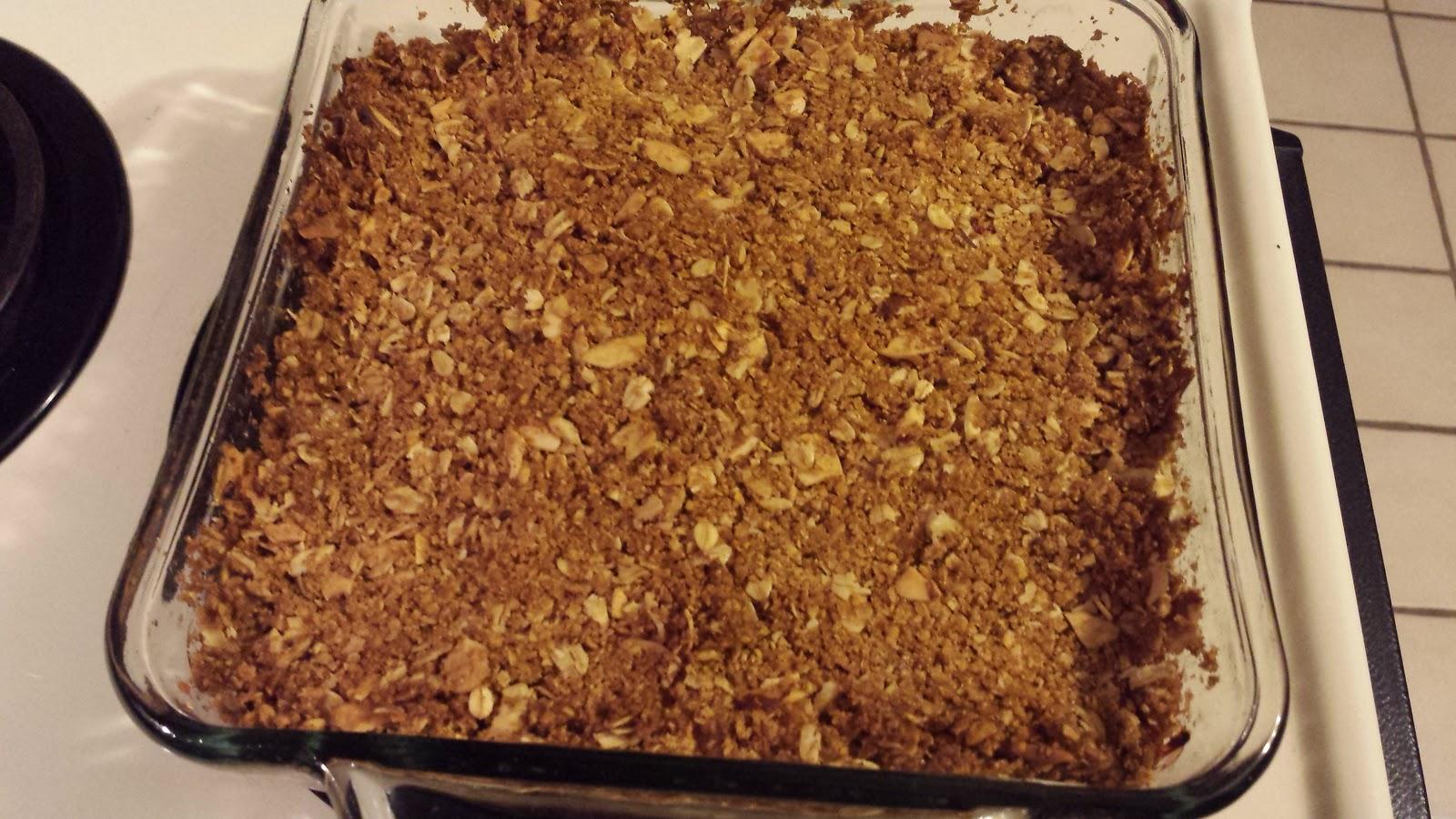 Http Minimalistbaker Com  Bowl Apple Gingerbread Cake