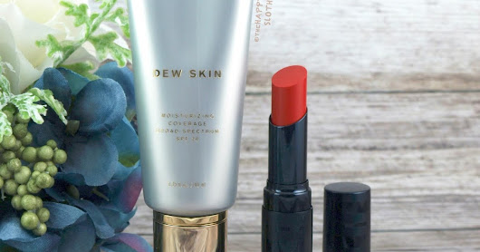 Beautycounter | Dew Skin Moisturizing Coverage & Color Intense Lipstick: Review and Swatches
