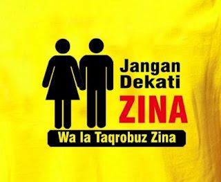Image result for menjauhi zina