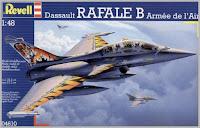 Revell Rafale B 1/48.