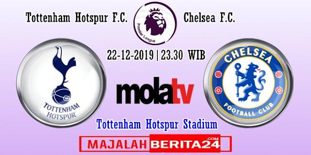 Prediksi Tottenham Hotspur vs Chelsea — 22 Desember 2019