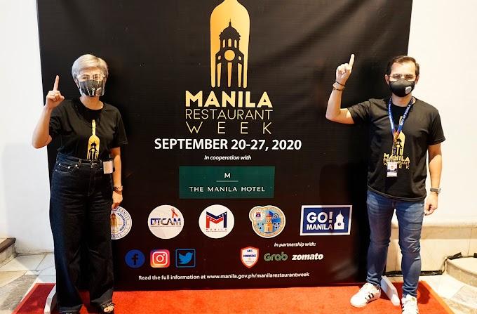 Manila Restaurant Week 2020 | PR 2020