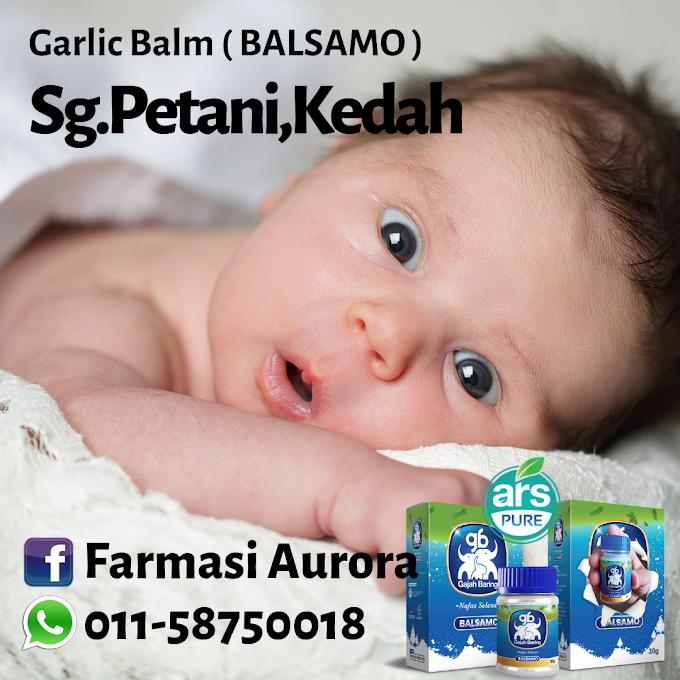 GARLIC BALM BALSAMO MUDAH SANGAT NAK GUNA