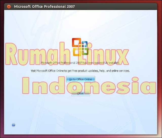 Cara Menginstal Wine di Ubuntu Linux 20.04 LTS | Rumah Linux Indonesia | Tutorial Linux Bahasa Indonesia