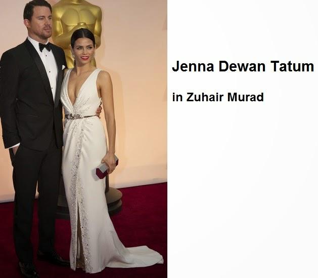 Jenna%2BDewan%2BTatum%2Bin%2BZuhair%2BMurad - Look Óscares 2015