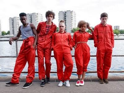 Misfits / ミスフィッツ-俺たちエスパー! 「ブレックファスト・クラブ×ヒーローズ」なイギリスのティーンドラマ