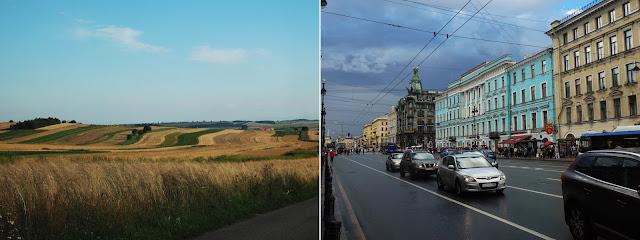 Prowincja vs. miasto