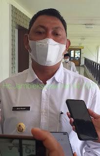 Hairan, Tanjab Barat Siap Melaksanakan MTQ Tingkat Provinsi Jambi Ke-50 Bulan September.