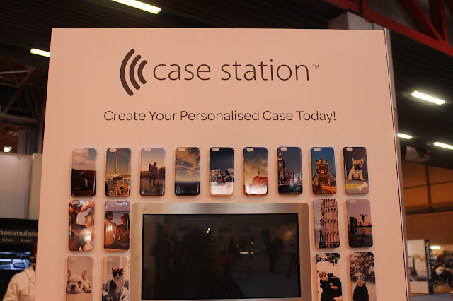 Photograph of the Case Station Booth Sign