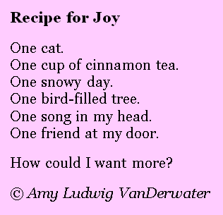 The Poem Farm Whip Up A Recipe Poem