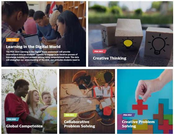 PISA ( Programme for international student Assesment ) adalah survei tiga tahunan terhadap siswa berusia 15 tahun di seluruh dunia yang menilai sejauh mana mereka telah memperoleh kunci pengetahuan dan keterampilan yang penting untuk partisipasi penuh dalam kehidupan sosial dan ekonomi.