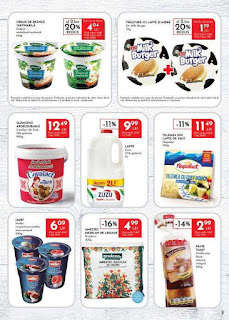 CATALOG PROFI 27 iunie - 2 iulie 2019 oferte lactate si branzeturi