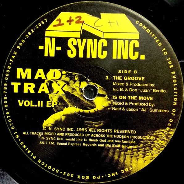 Various - Mega Trax vol. 1