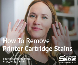 Printer Ink And Toner Compandsave Blog 13 Easy Ways To Remove