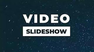 video slideshow