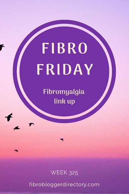 Fibro Friday link up