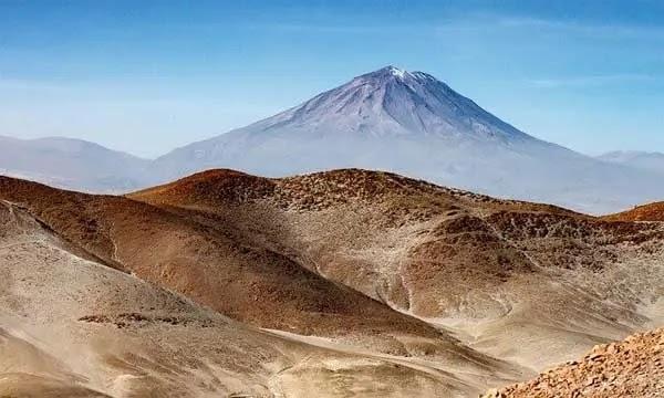 اين تقع جبال الانديز