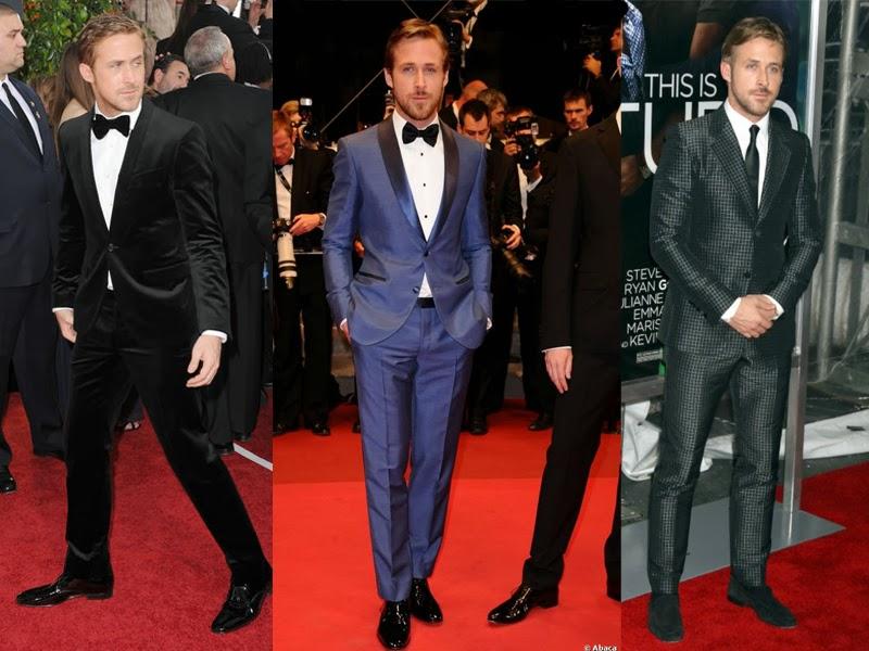 ba90b79fa63d En quelques années, Ryan Gosling a eu de nombreuses occasions pour porter  des costumes  Remises d awards, avant-premières.