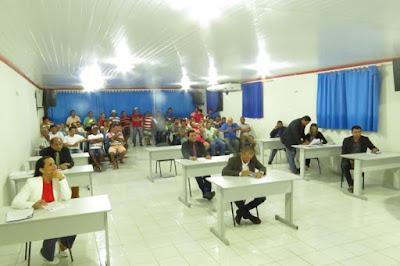BOM JARDIM-MA: POR FALTA DE VEREADORES SESSÃO NÃO ACONTECE NA CÂMARA MUNICIPAL
