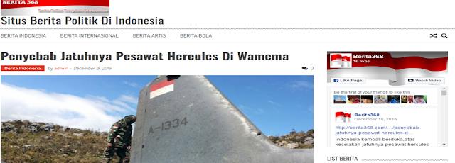Situs Berita Politik Di Indonesia