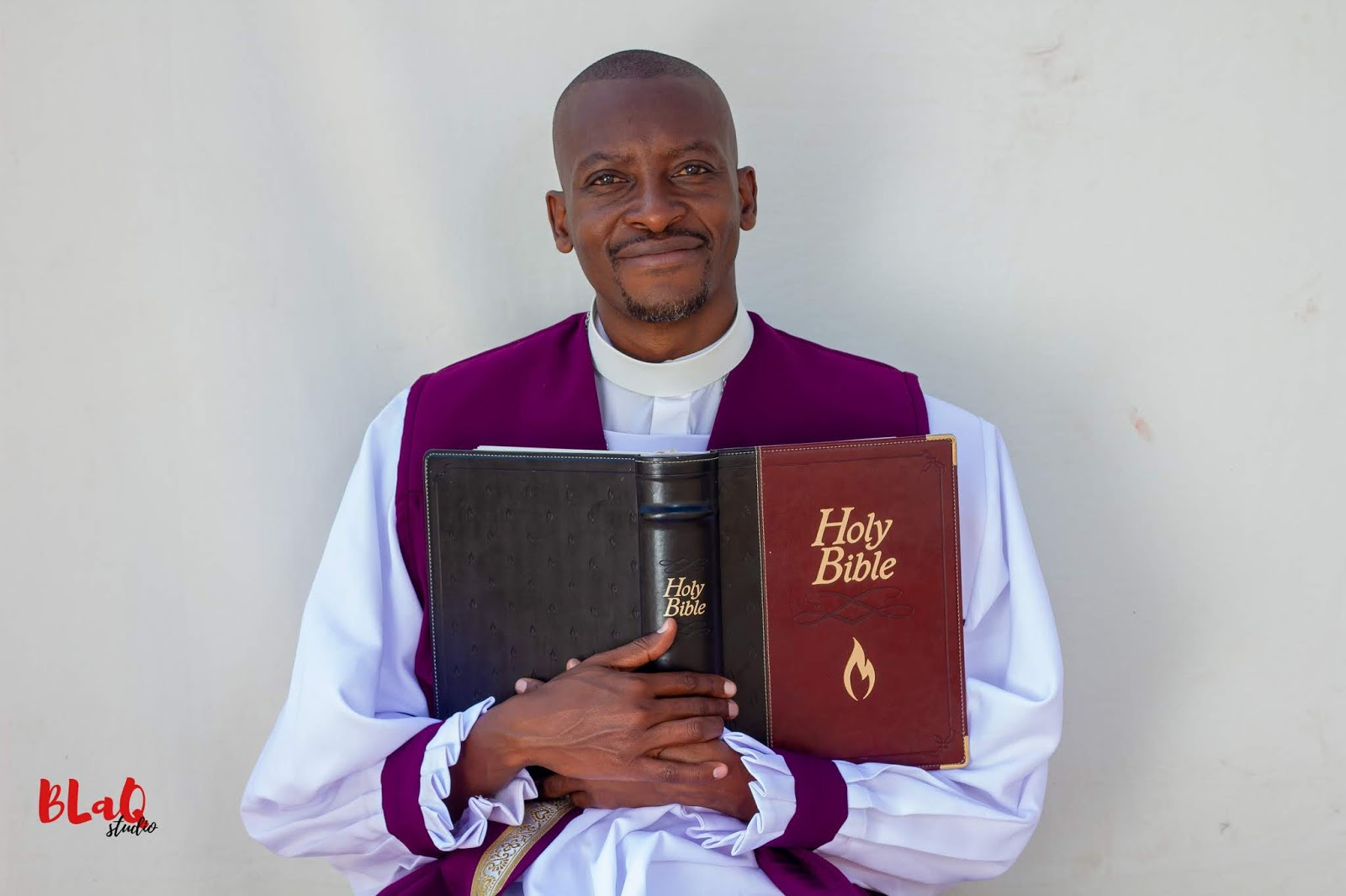 Apostle Jacob Muguraguri Take A Leaf Out Of Bishop Pride Sibiya's Consecration!